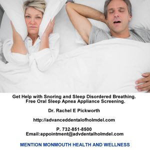 Free Oral Sleep Apnea Appliance Screening