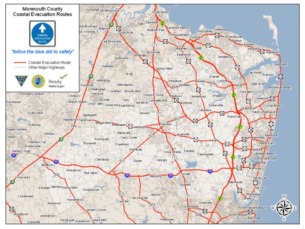 Monnmouth_County_Coastal_Evacuation_Routes