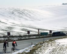 Winter Cycle Riding Tips