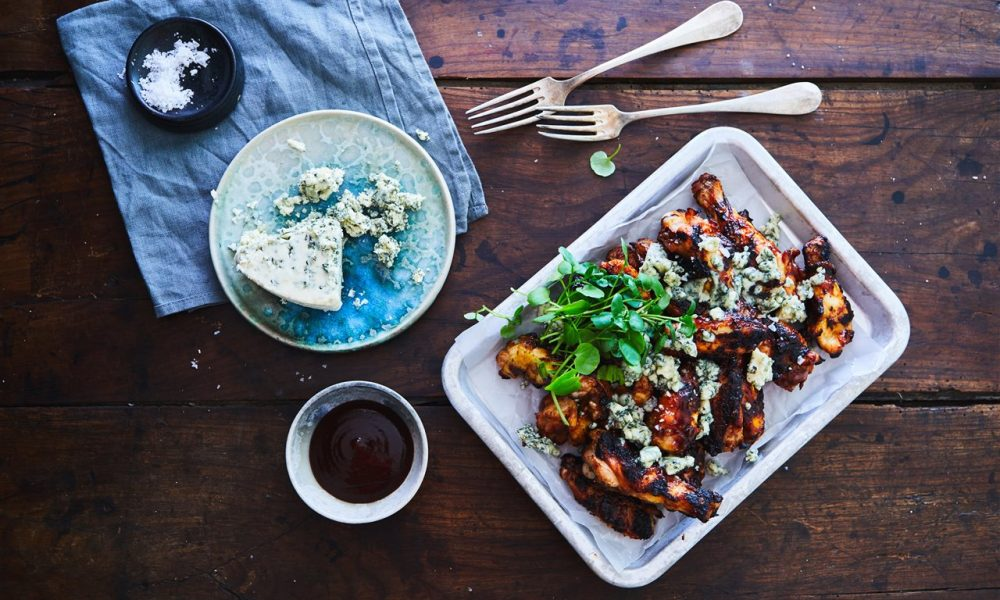 Elevate Comfort Foods with Havarti and Blue Cheeses