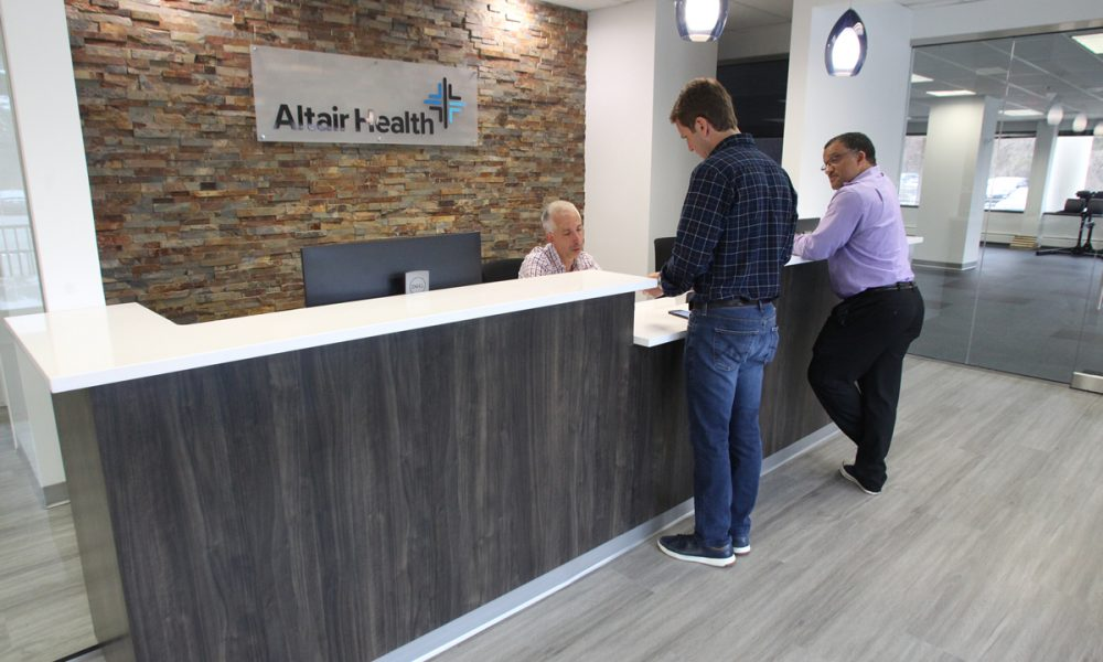 ANS | ALTAIR HEALTH PROVIDES CUTTING-EDGE SPINE AND NEUROVASCULAR CARE  AT NEW EATONTOWN LOCATION