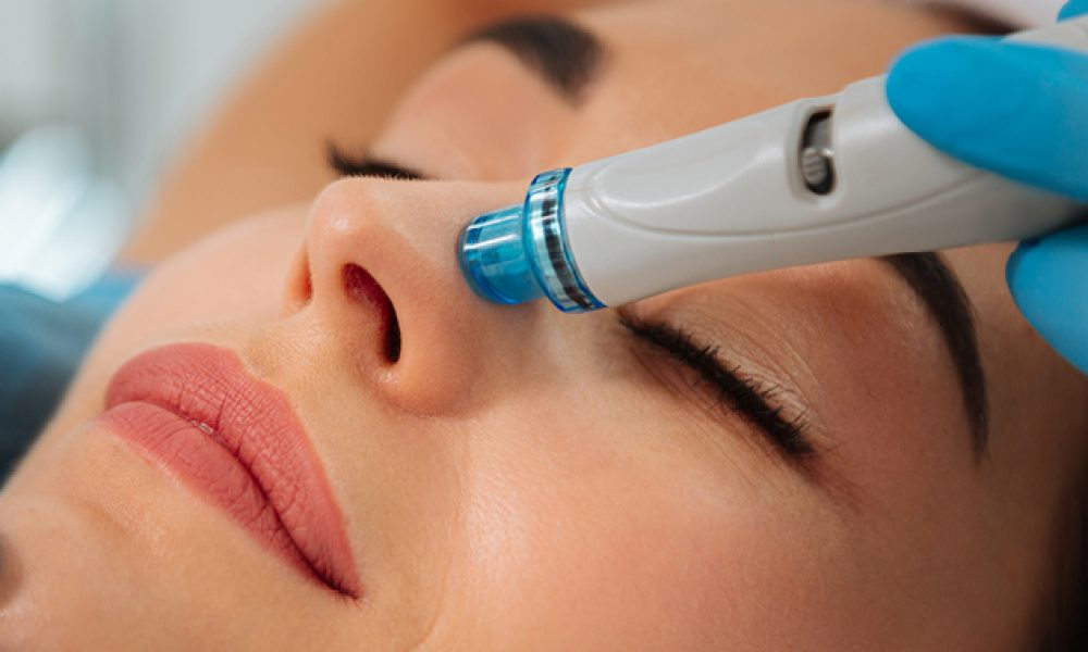 Lotus Spa Hydrafacial