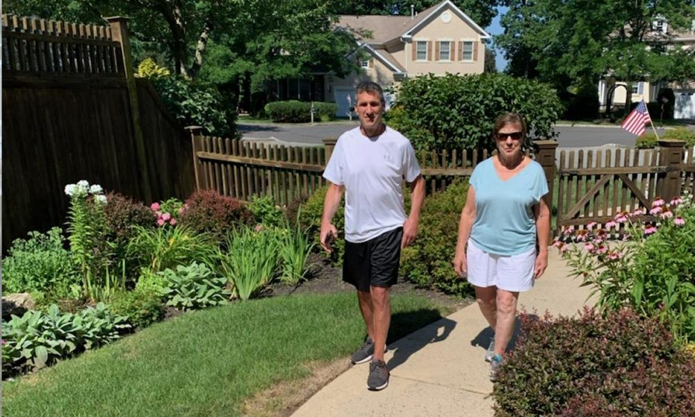 After Debilitating Series of Misdiagnoses, South Jersey Dentist Learns to Walk Again  Following Neurosurgery