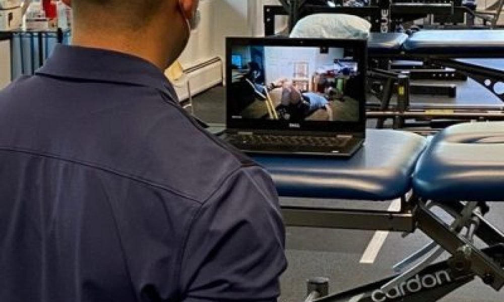Virtual Physical Therapy and Wellness for the Win: How Telehealth is Enabling Patients Like Steve Delman to Continue PT Progress Online