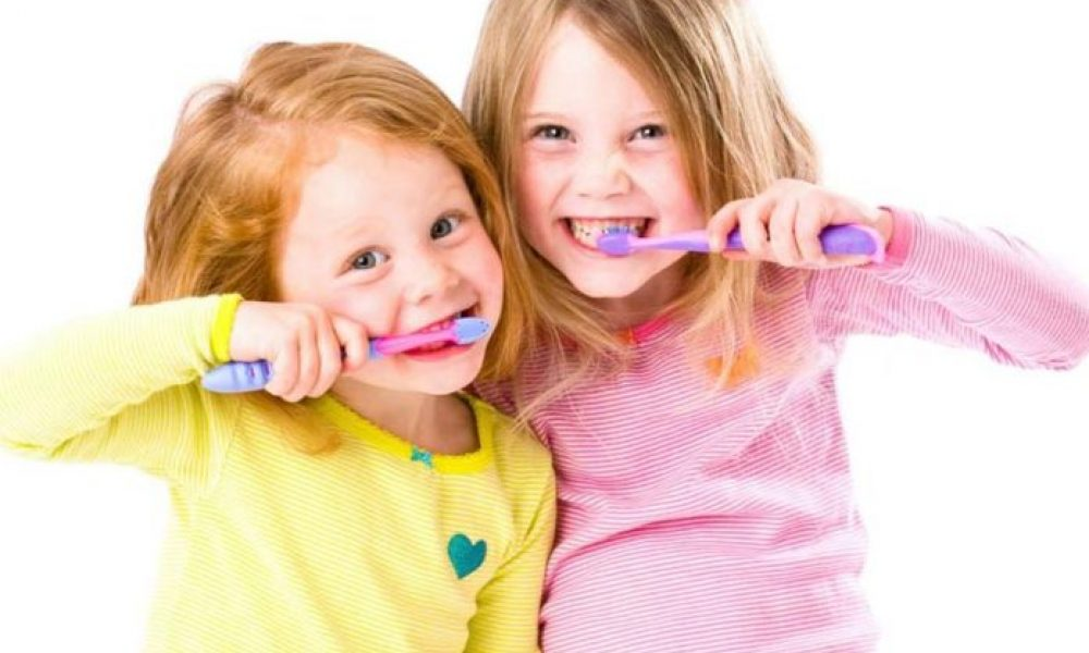 February is National Children's Dental Health Month!