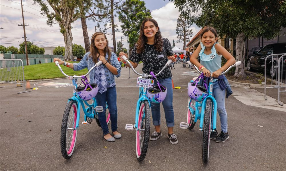 The benefits of biking for kids