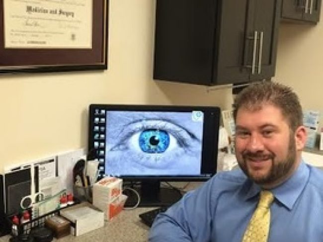 Mark W Beyer D O Eye Doctor Millstone NJ