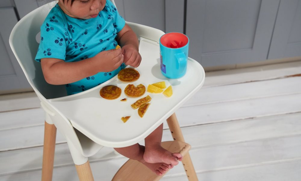 Why eggs are an important first food for children