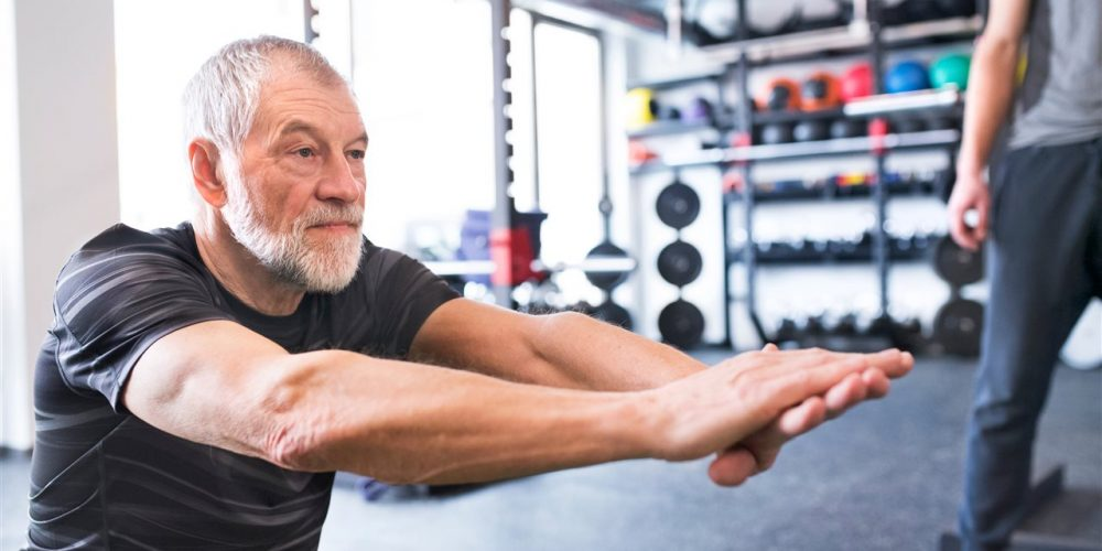 5 tips to help seniors exercise during the pandemic