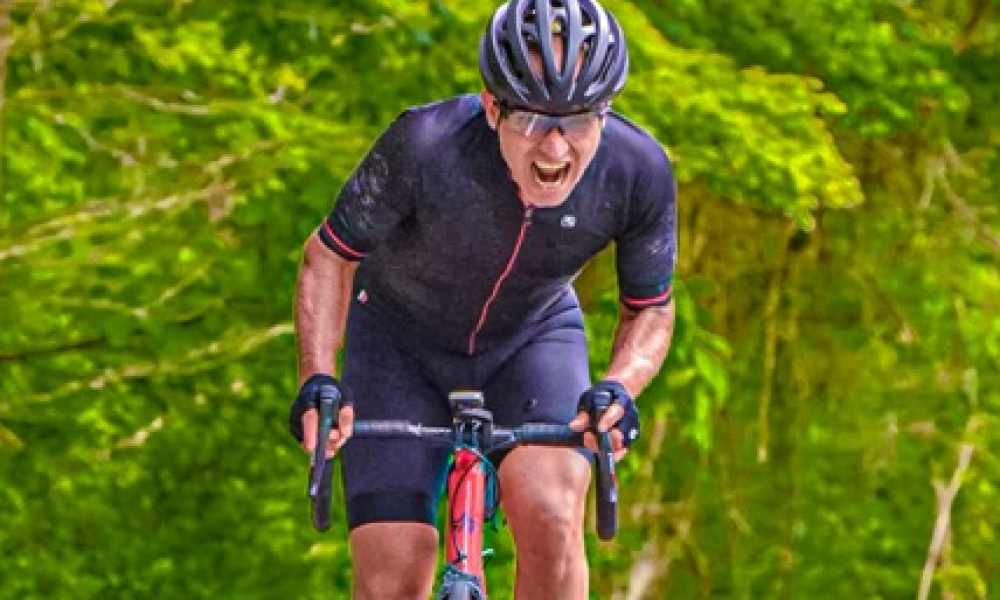 How Do Athletes Approach Spine Care? Ask This Cyclist and CEO.