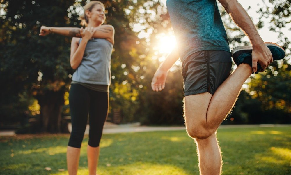 The Best Exercises to Do With A Friend