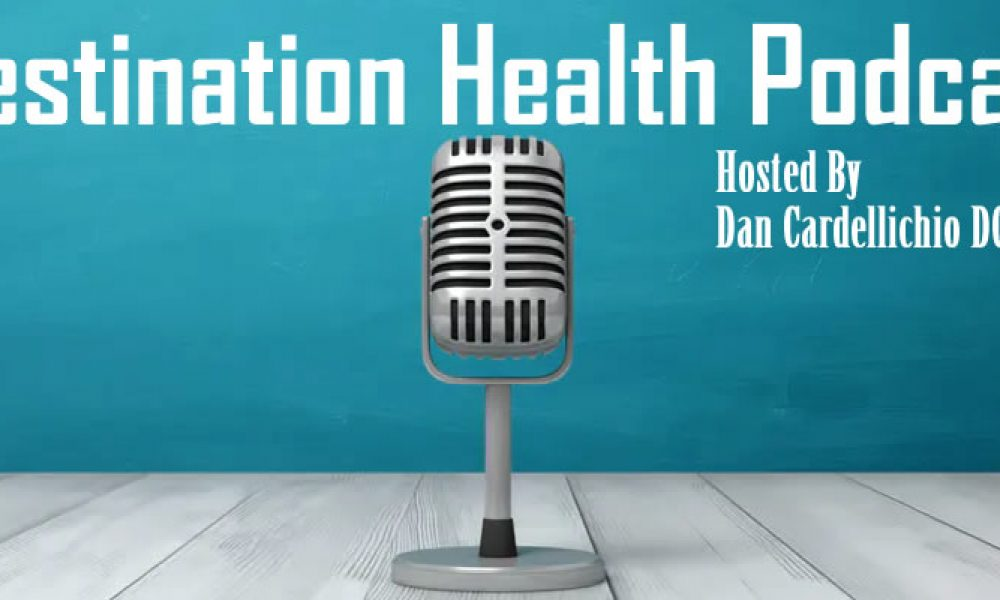 Doctor Kirk Parsley talks about the importance of sleep with Dr Dan Cardellichio