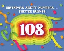 Happy 108th Birthday Anna Del Priore By Lori Draz