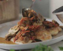 Herbed Chicken Marsala