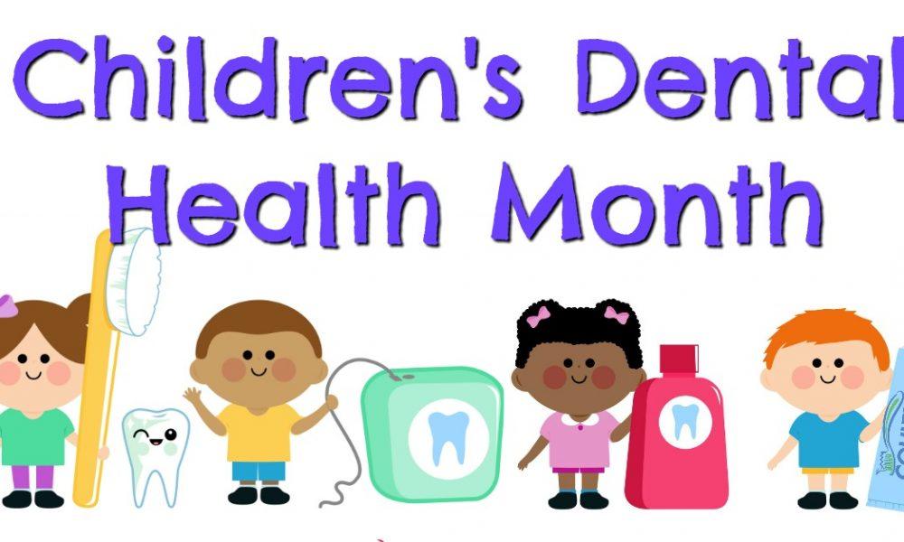 Children's Dental Health Month!  By Dr Bindu Sachdeva, One Stop Dental, Hazlet NJ