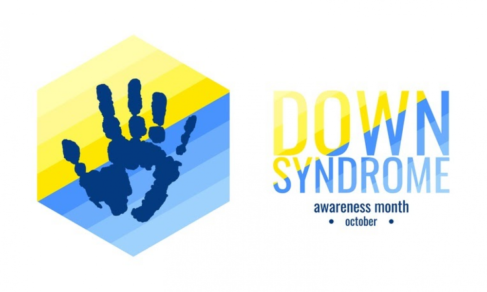 October is Down Syndrome Awareness Month