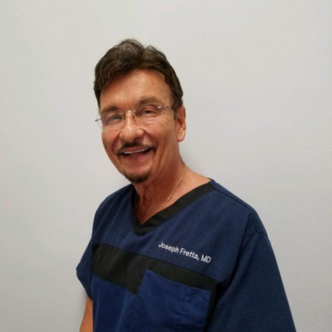 Dr Joseph Fretta MD Vein Specialist Aesthetic Medicine Eatontown NJ