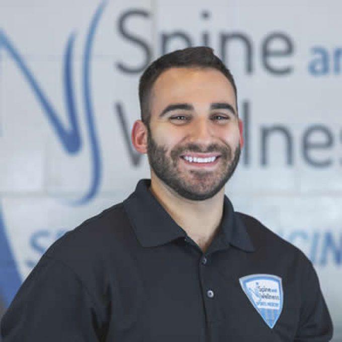 Dr. Mike Zolotnisky Physical Therapist Matawan NJ
