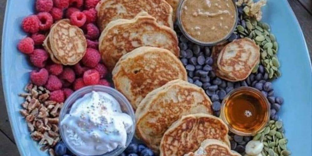 Protein Pancakes and Fruit – Vanilla Protein Pancakes Recipe By Carol Wilson