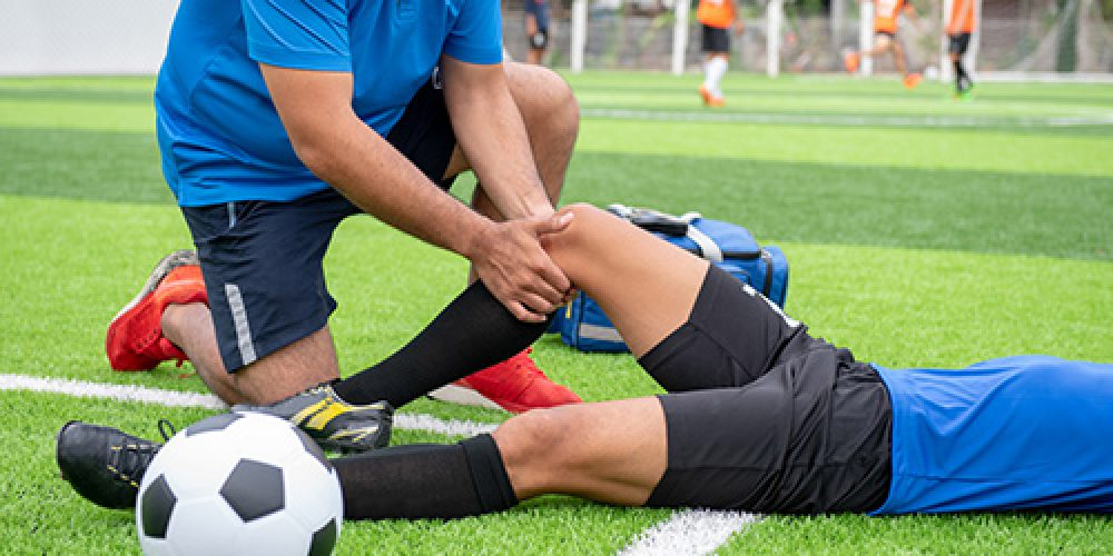 Sports Injuries Can be Treated by Sports Medicine
