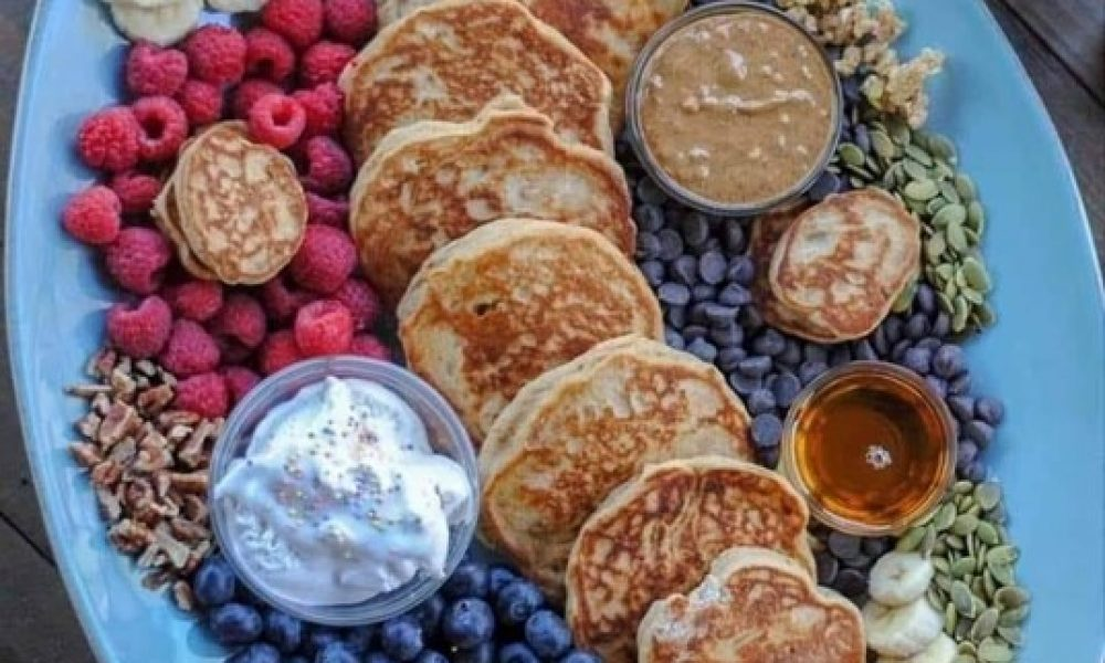 Protein Pancakes and Fruit – Vanilla Protein Pancakes Recipe By Carol Wilson
