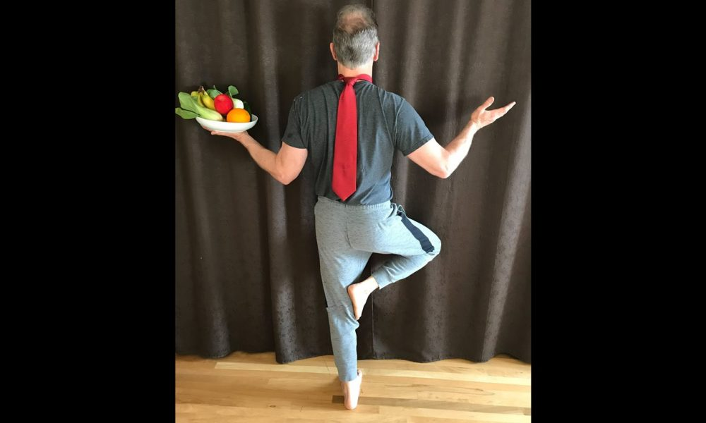 What do neckties, yoga poses and vegetables have to do with my eyes?