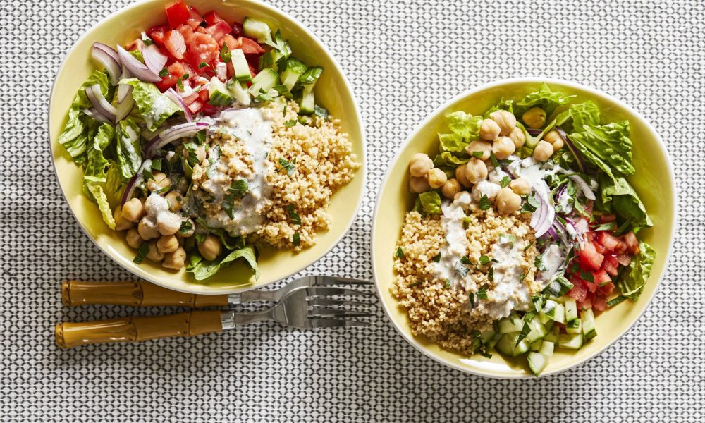 Plant-Based Twists to Classic Summer Dishes