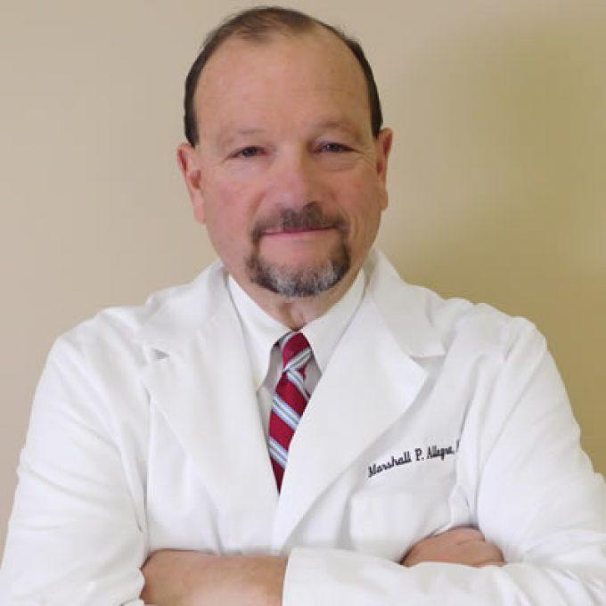 Dr Marshall Allegra Orthopedic Hazlet NJ