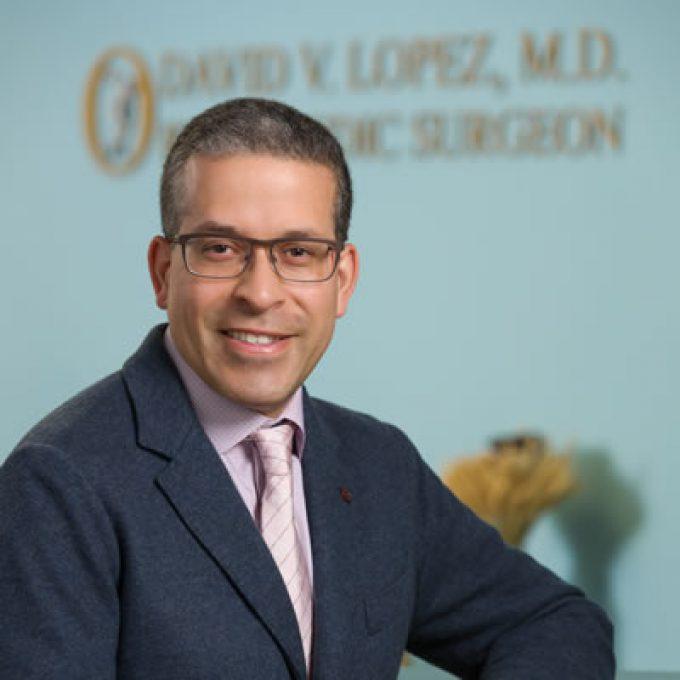 David V. Lopez MD Orthopedic Surgeon Little Silver NJ