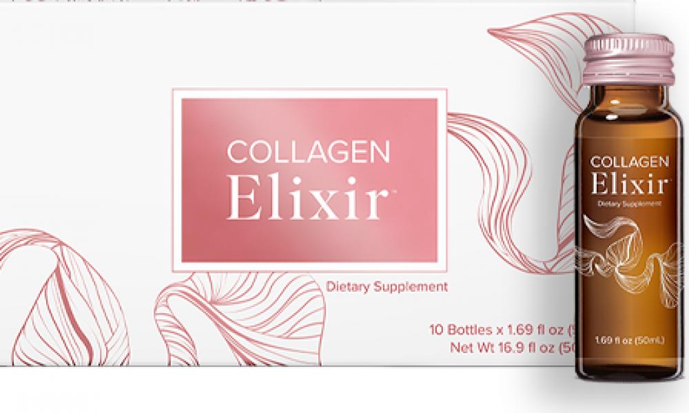 Marine Collage Elixir 10 free doses