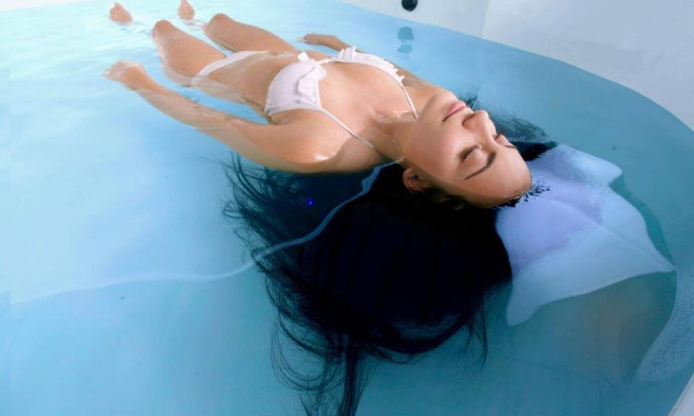 Float Spa Get 50% Off Your First 60-min Float *Pay only $45 ($89 Value)
