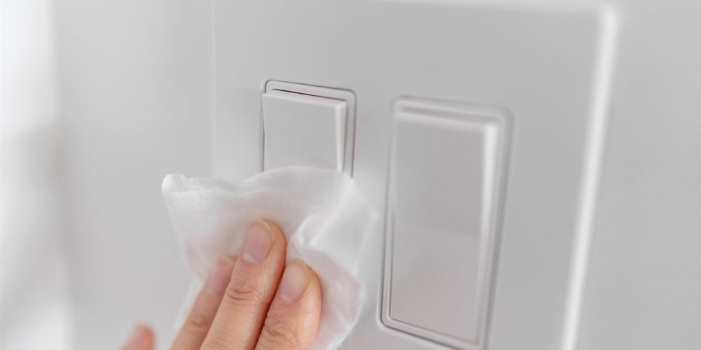 Light switches and wallplates need cleaning too: 4 tips to try