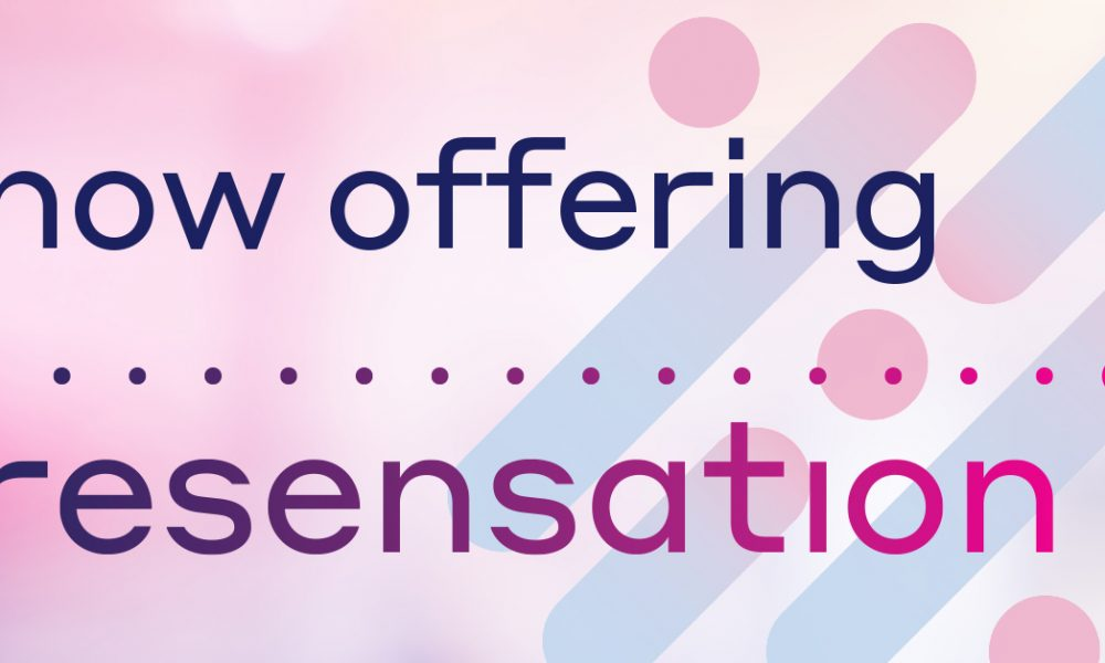 Introducing Resensation®  A new technique designed to potentially restore sensation after mastectomy