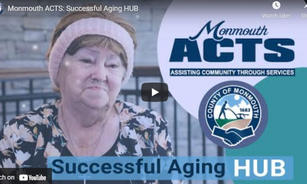 Learn about Monmouth County's services, programs and resources for residents 60+