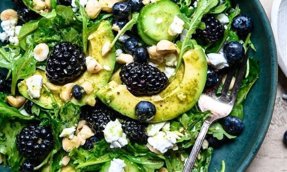 Summer Salad By Carol Wilson Wellness Coach Monmouth County NJ
