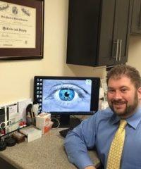 Mark W Beyer D O Eye Doctor Millstone NJ
