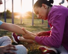 Summer physical activity can mean an increase in injuries By DR. DAVID V. LOPEZ, M.D. FAAOS