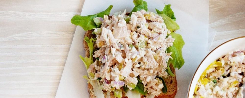Try this protein-packed substitute to make lunchtime more nutritious