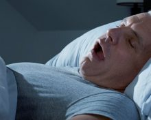 Snoring or When Did a Boeing 747 Jet Land in My Bed?