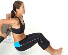 Four Triceps Exercises for Arms You'd Be Proud to Wave Around