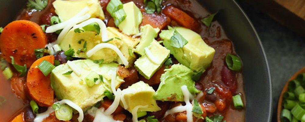 Vegan Instant Pot Chili