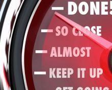 How to Create Momentum Toward Your Goals by Jill Garaffa