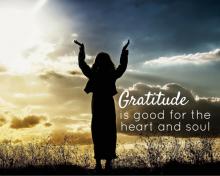 How to Create Body Gratitude & Appreciation by Jill Garaffa