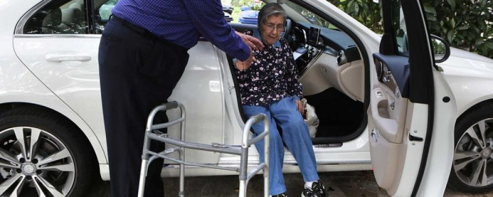 Home Evaluation for Mobility Issues By Health South